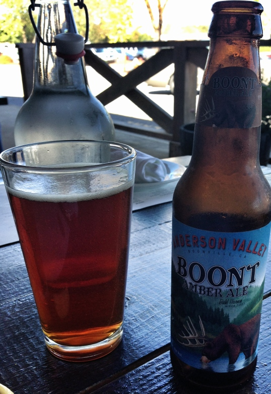 Boont Amber Ale (Anderson Valley Brewing Co)